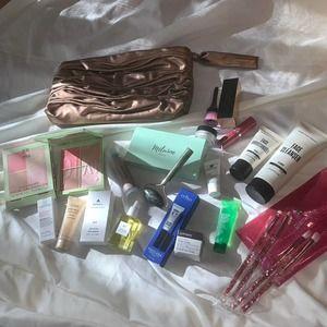 Makeup & Skincare Lot New Pixi Clinique Oribe